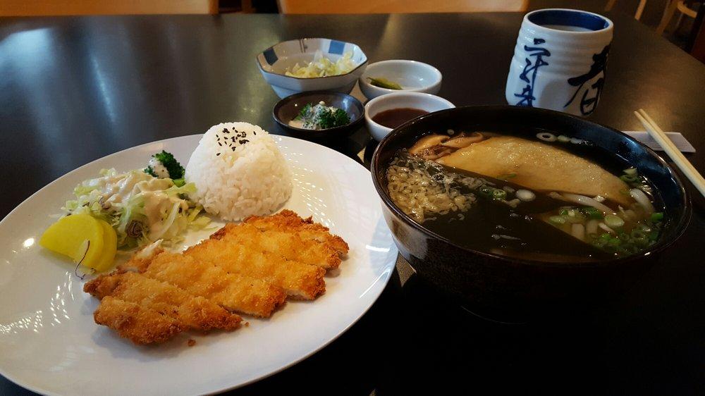 Japanese Restaurant In Edmonds