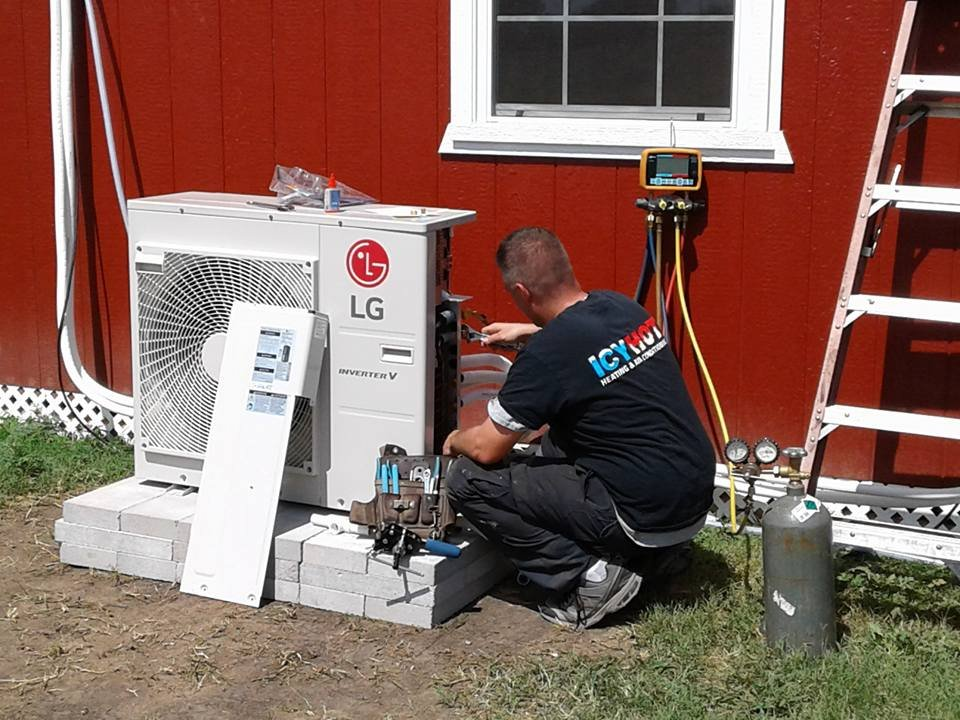 Icy Hot Heating & Air Conditioning: Bastrop, TX
