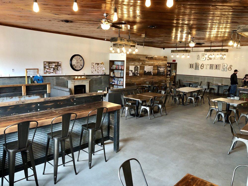 Brew Brothers Coffee: 404 E 4th St, Eldon, MO