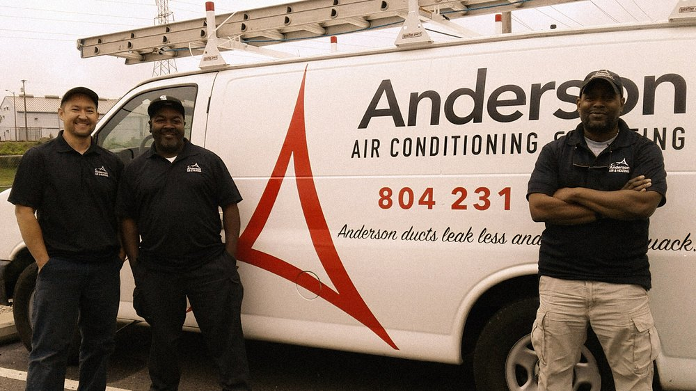 Anderson Air Conditioning and Heating: 1500 Bainbridge St, Richmond, VA