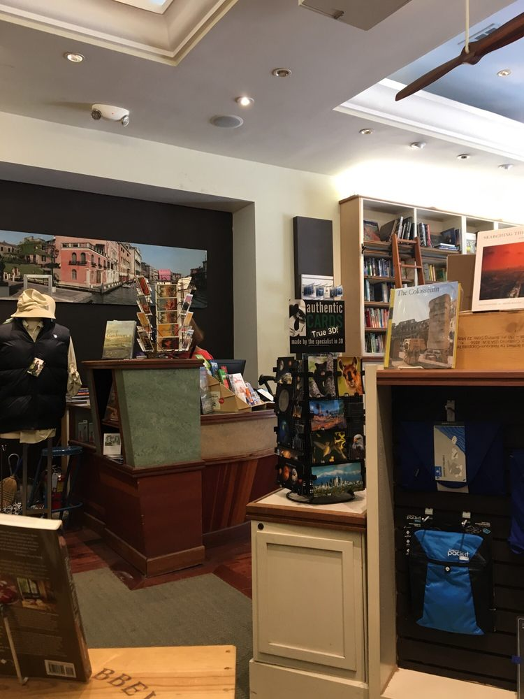 Distant Lands Travel Bookstore & Outfitter