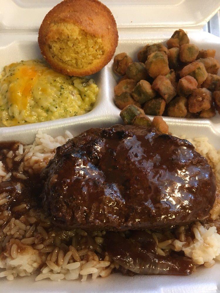 Rockin A Cafe: 3520 W Cardinal Dr, Beaumont, TX