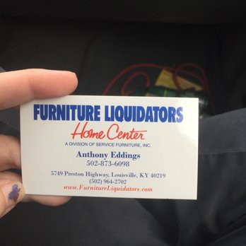 Furniture Liquidators Furniture Stores 5749 Preston Hwy