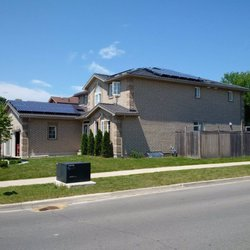 Photo of Ontario Solar Roofing - Niagara Falls ON Canada. solar panels and & Ontario Solar Roofing - 12 Photos - Solar Installation - 5935 ... memphite.com