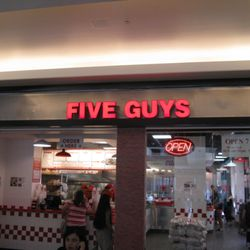 Restaurants Burgers Restaurants Fast Food · Photo of Five Guys -  Scottsdale, AZ, United States.