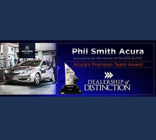 Acura Dealership In Florida: Photos For Phil Smith Acura