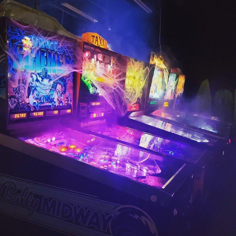 Regeneration Arcade Bar and Pizzeria: 17721 Dallas Pkwy, Dallas, TX