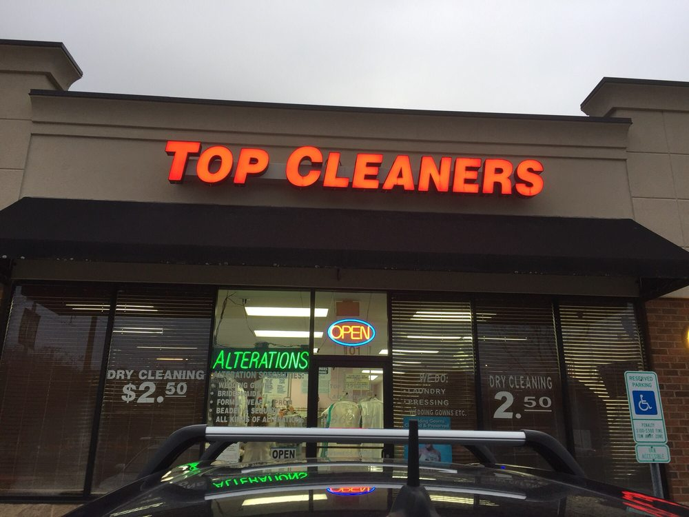 Top Cleaners & Alteration
