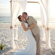 Photo Of Coastal Beach Weddings Panama City Fl United States