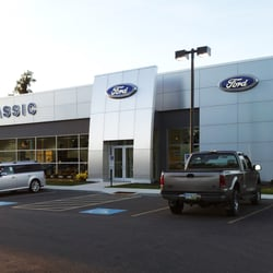 Madison Car Dealers >> Classic Ford Madison Car Dealers 6251 N Ridge Rd