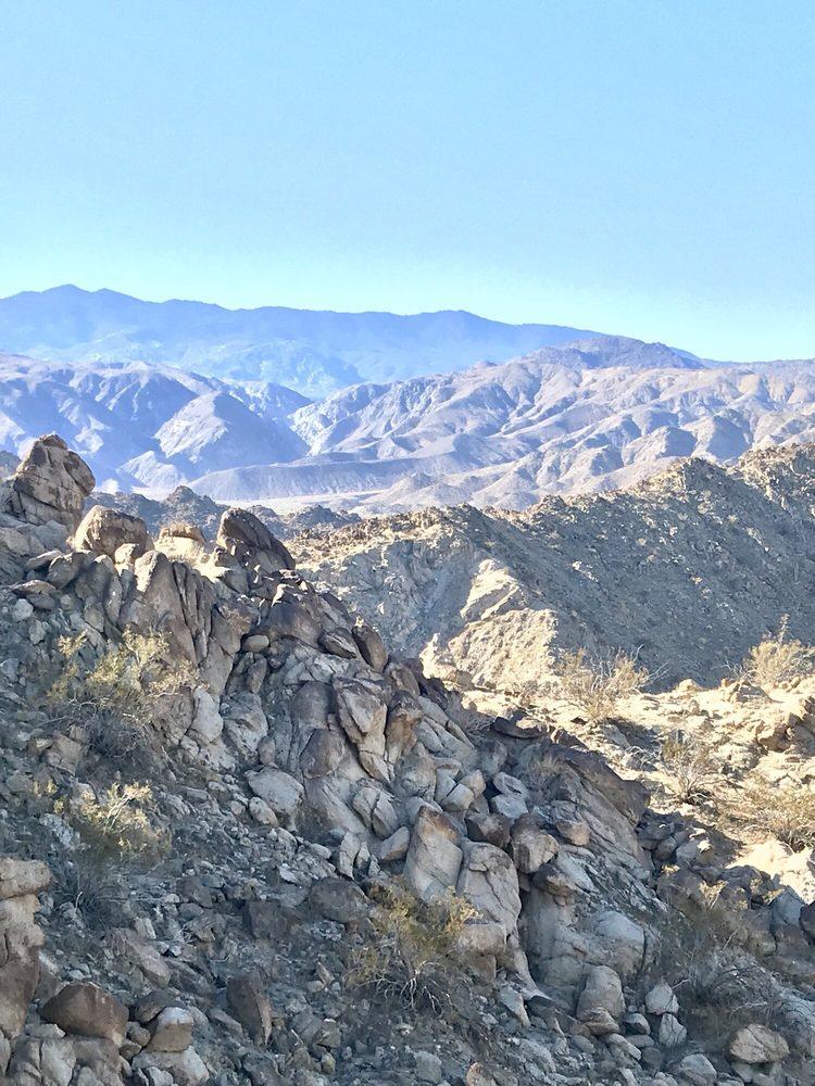 Wilderness Loop Trail: 47900 Portola Ave, Palm Desert, CA