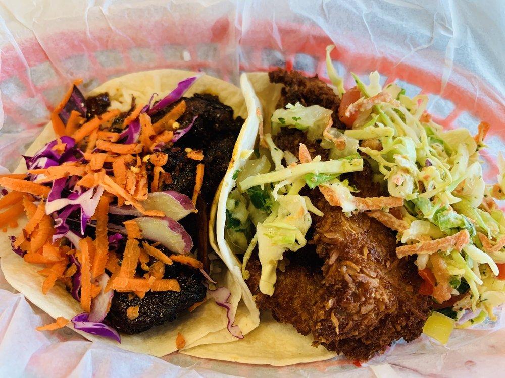 Luna's Tacos: 1300 Round Rock Ave, Round Rock, TX