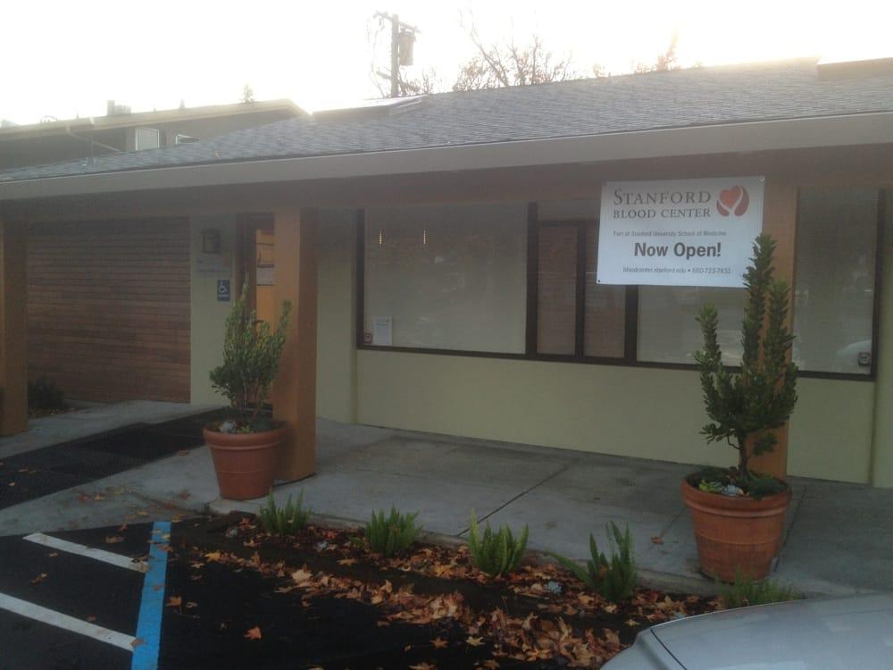 Stanford Blood Center Blood Plasma Donation Centers 445 Burgess Dr Menlo Park Ca