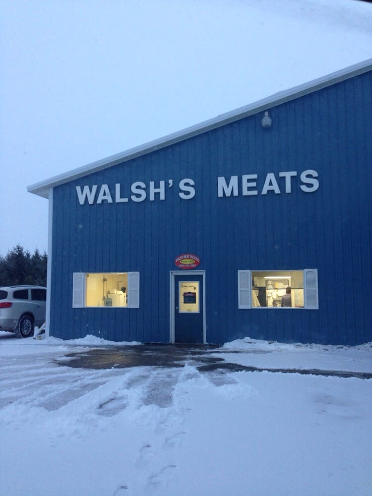 Walsh Packing & Slaughter House: 7551 Pigeon Rd, Pigeon, MI