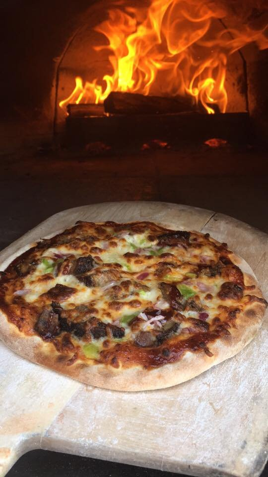 Gypsy Pizzaria: 2137 Valley View Dr, Woodland Park, CO