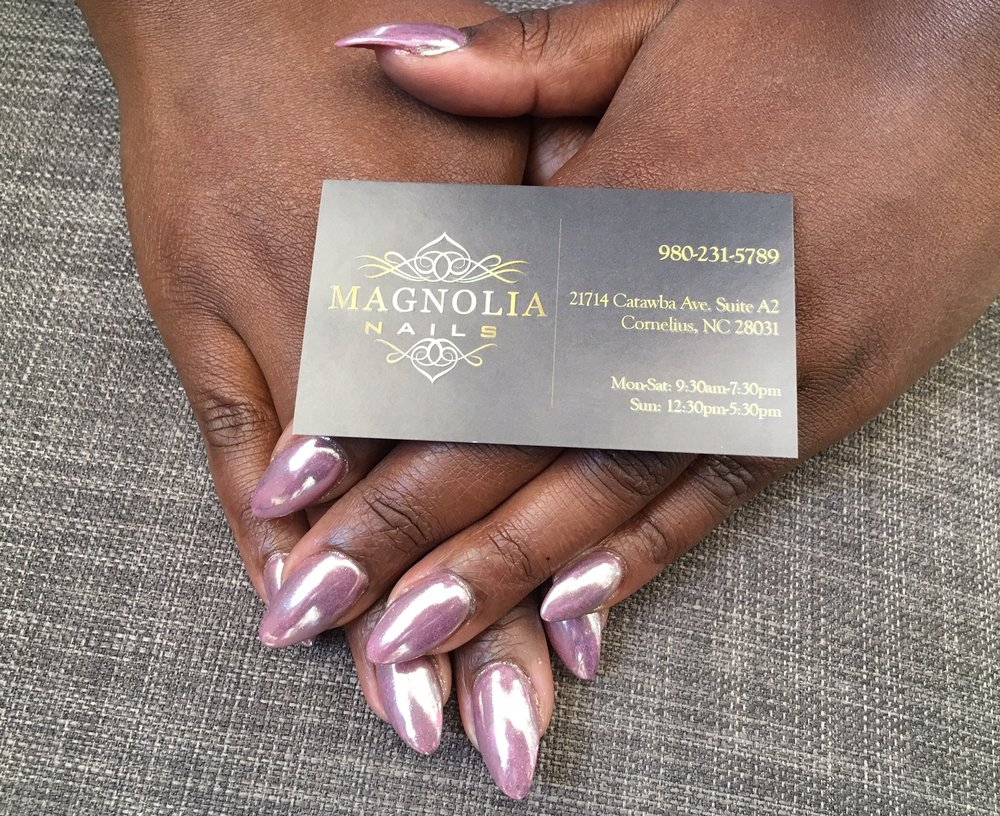 Photos for Magnolia Nails - Yelp