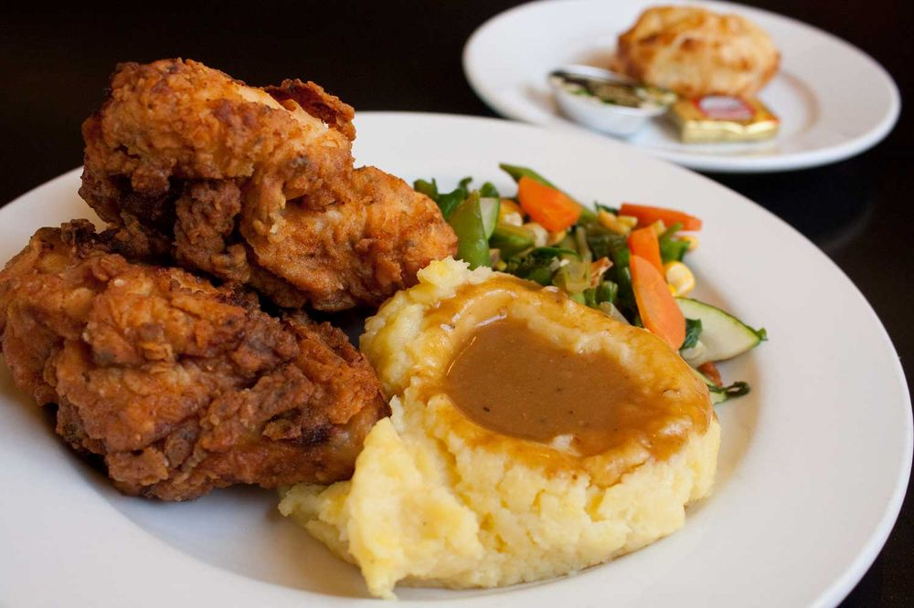 Food from Portis Kountry Kitchen II