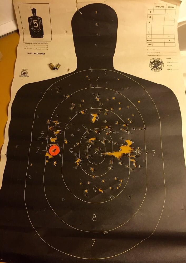Self Defense Firearms Training