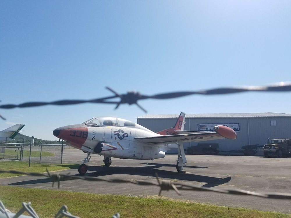 Arkansas Air and Military Museum: 4290 S School Ave, Fayetteville, AR