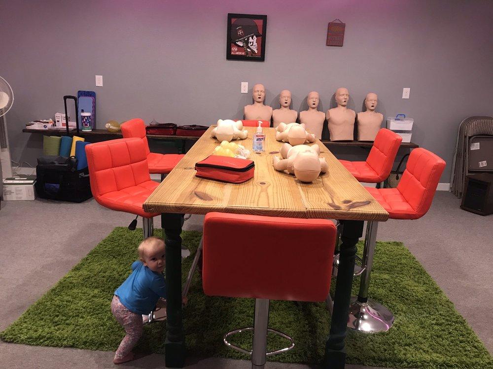 CPR Training Nurse: Allen, TX