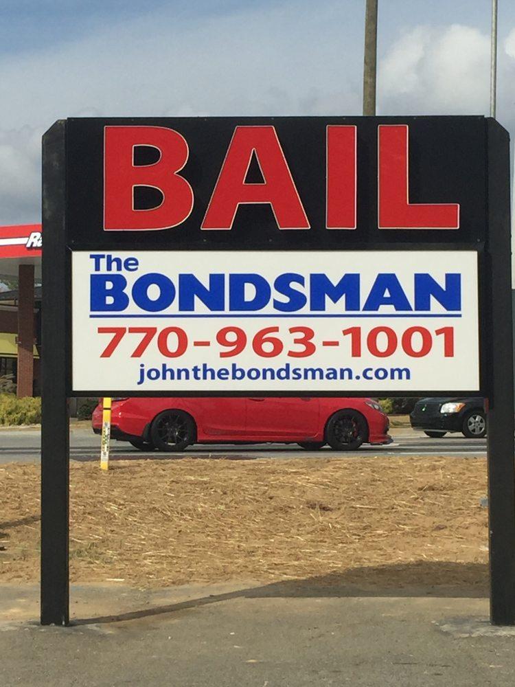 The Bondsman: 584 Buford Dr, Lawrenceville, GA
