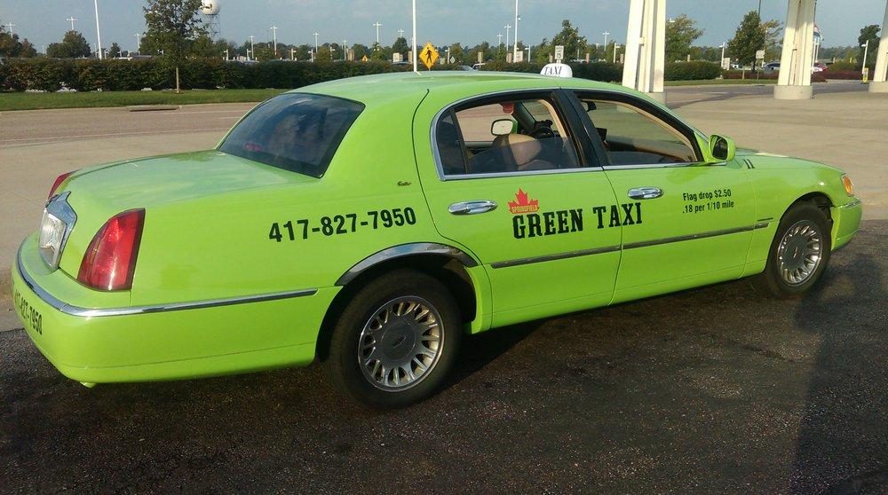 Springfield Taxi Cab: Springfield, MO