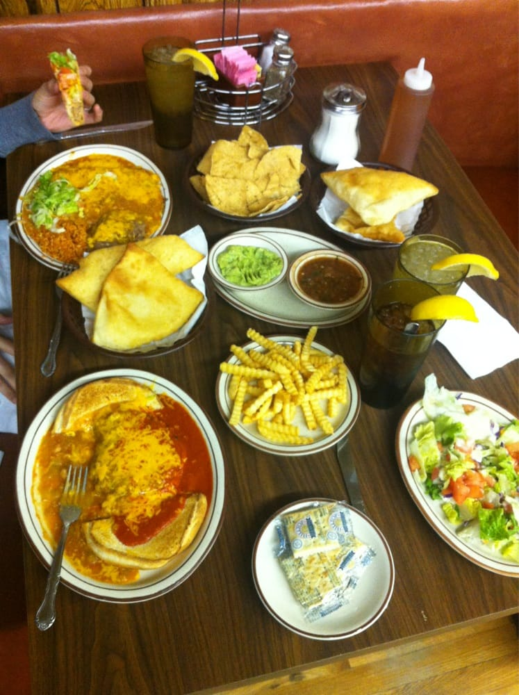 Jerry's Cafe: 406 W Coal Ave, Gallup, NM
