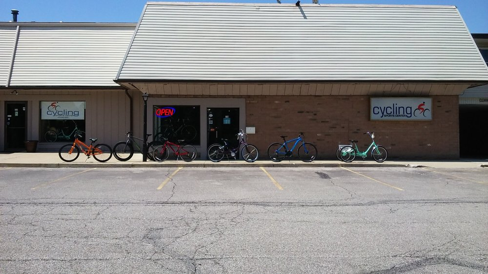 Cycling Sports Center: 779 Laver Rd, Mansfield, OH