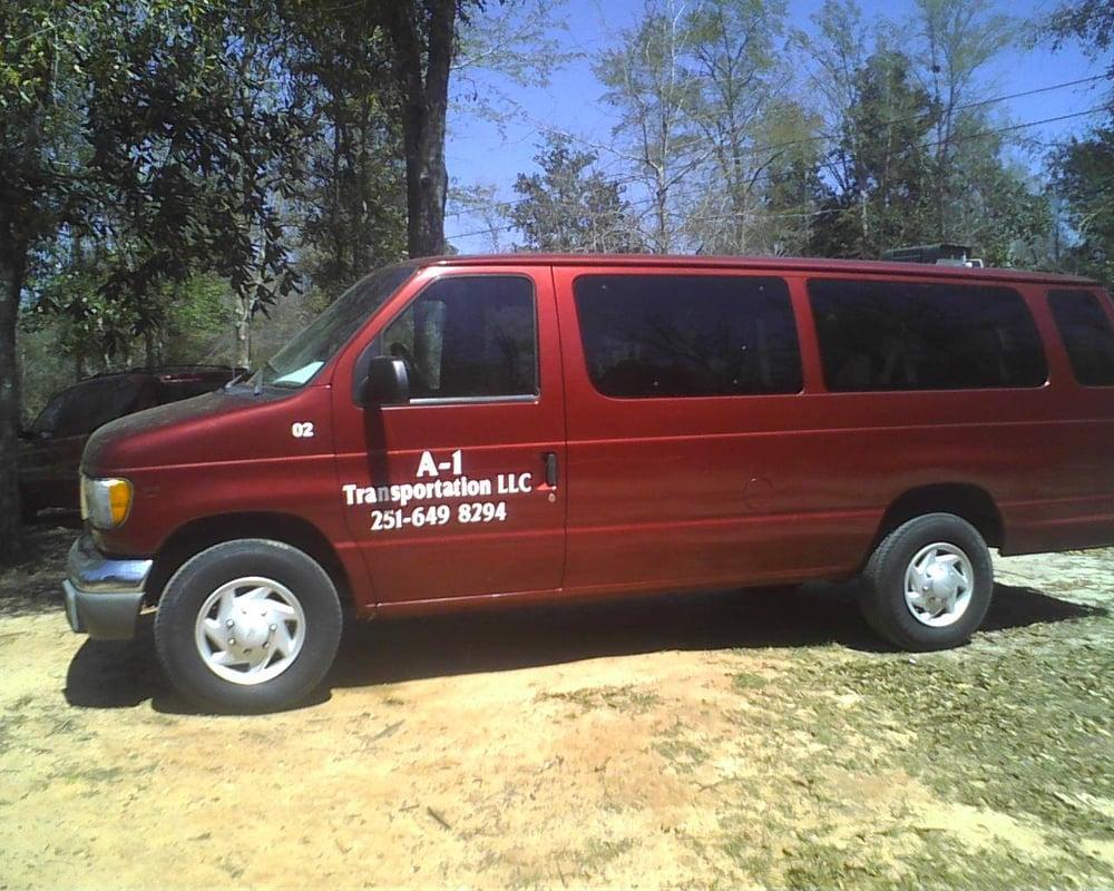 A-1 Taxi & Transportation: 10 S Royal St, Mobile, AL