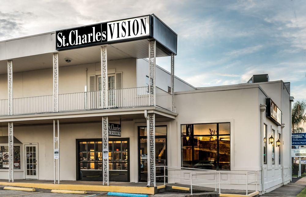 St Charles Vision