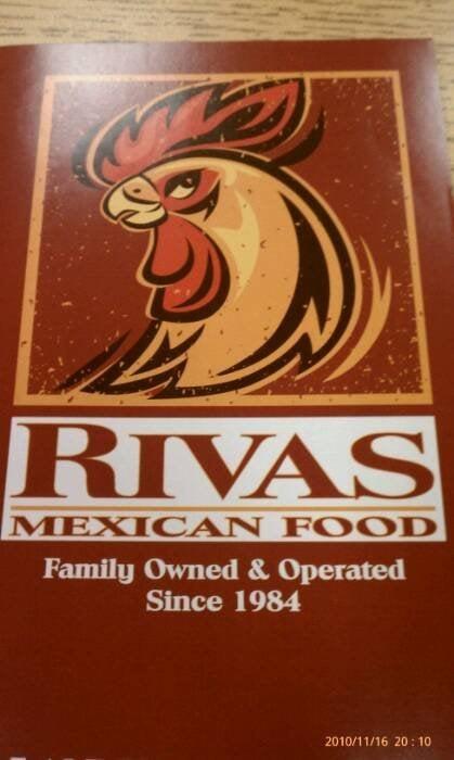 Rivas Mexican Food Surprise