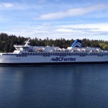 Who owns BC Ferries?