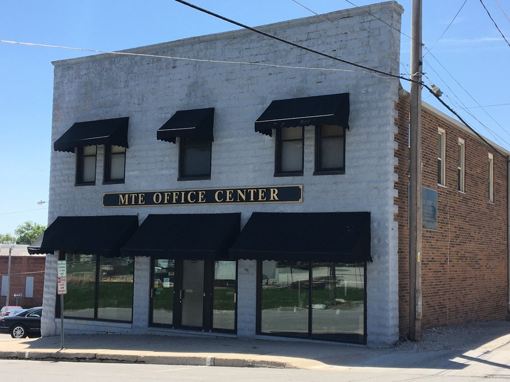 MTE Office Center: 216 E 3rd St, Maryville, MO
