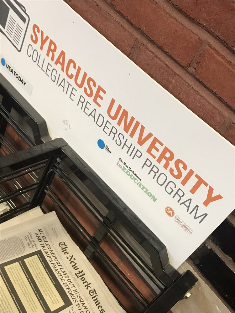 Schine Student Center: 303 University Ave, Syracuse, NY