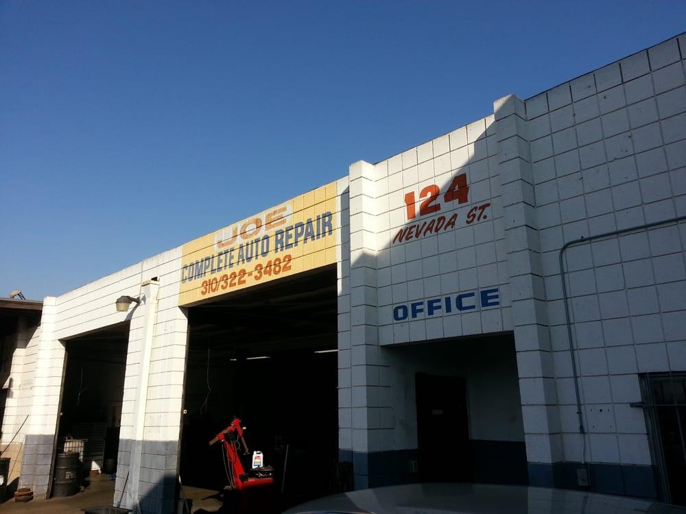 Towing business in El Segundo, CA