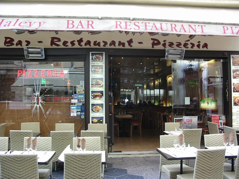 Restaurant Rue Halevy