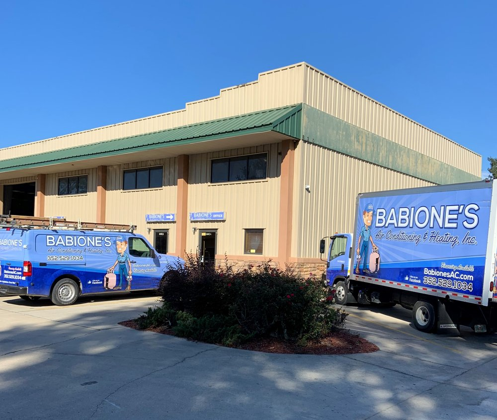 Babione's Air Conditioning & Heating: 820 N Main St, Williston, FL