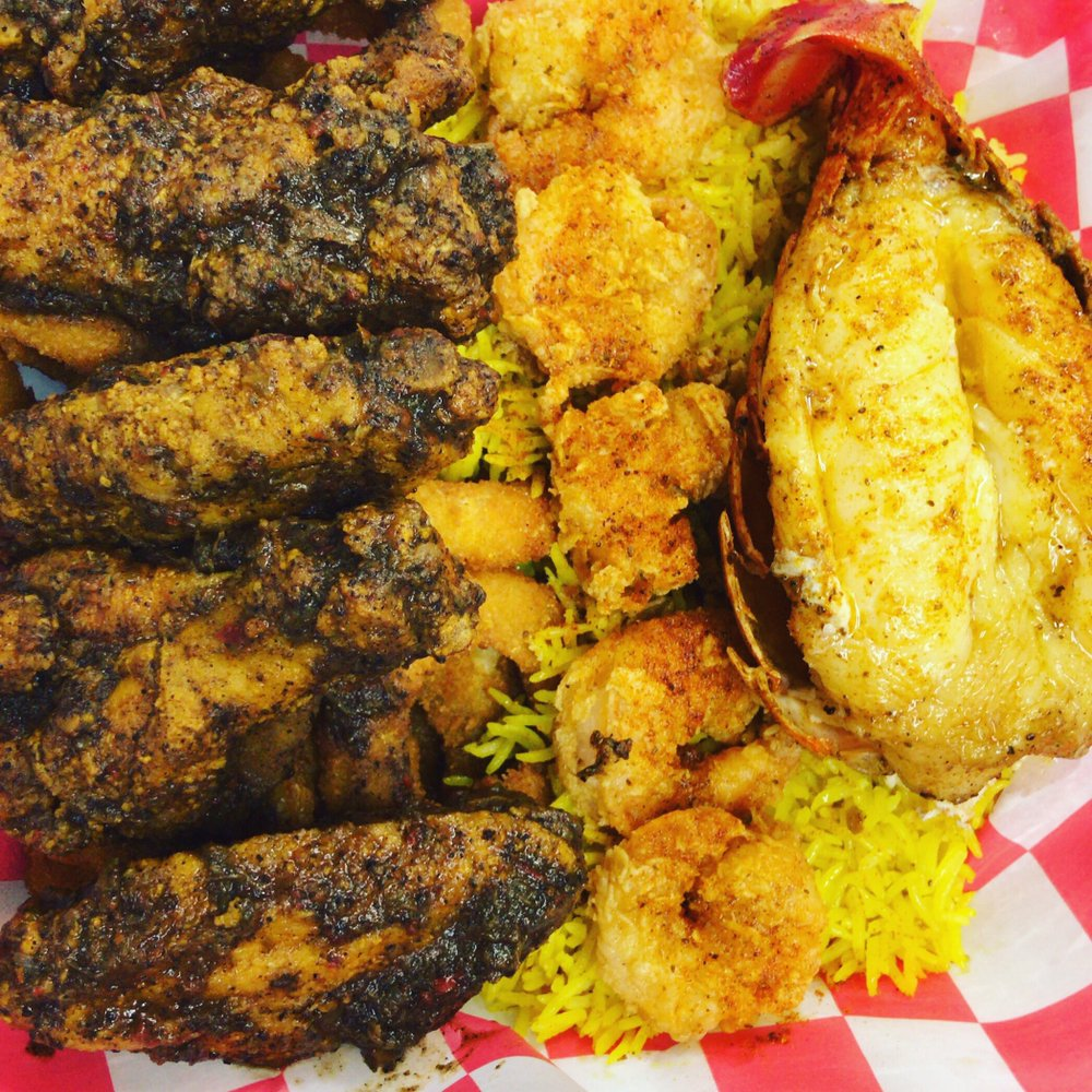 Seafood Station: 514 Ocean Ave, Jersey City, NJ
