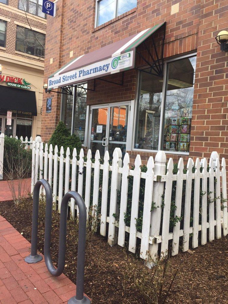 Broad Street Pharmacy: 450 W Broad St, Falls Church, VA