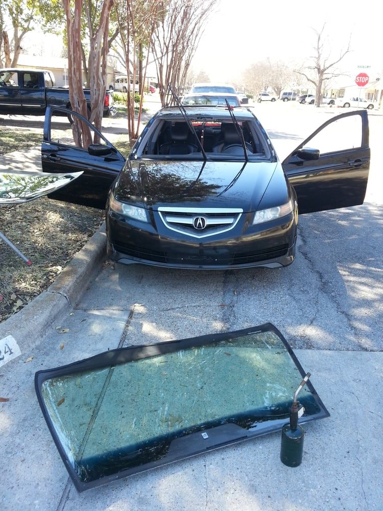 Windshield Replacement In A ACURA TL Yelp - Acura windshield replacement