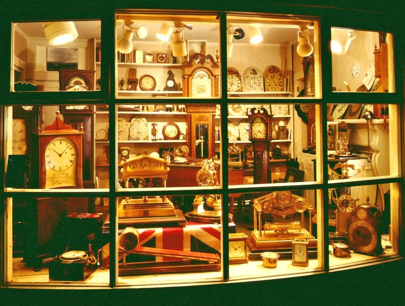 Clockmakers Corner: 13219 5C Rd, Plymouth, IN