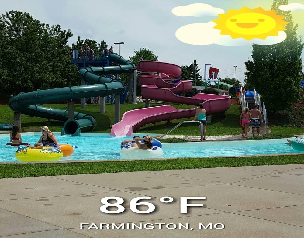 Farmington Water Park: 2 Black Knight Dr, Farmington, MO