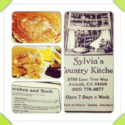 Photo Of Sylvia S Country Kitchen Antioch Ca United States Big Breakfast