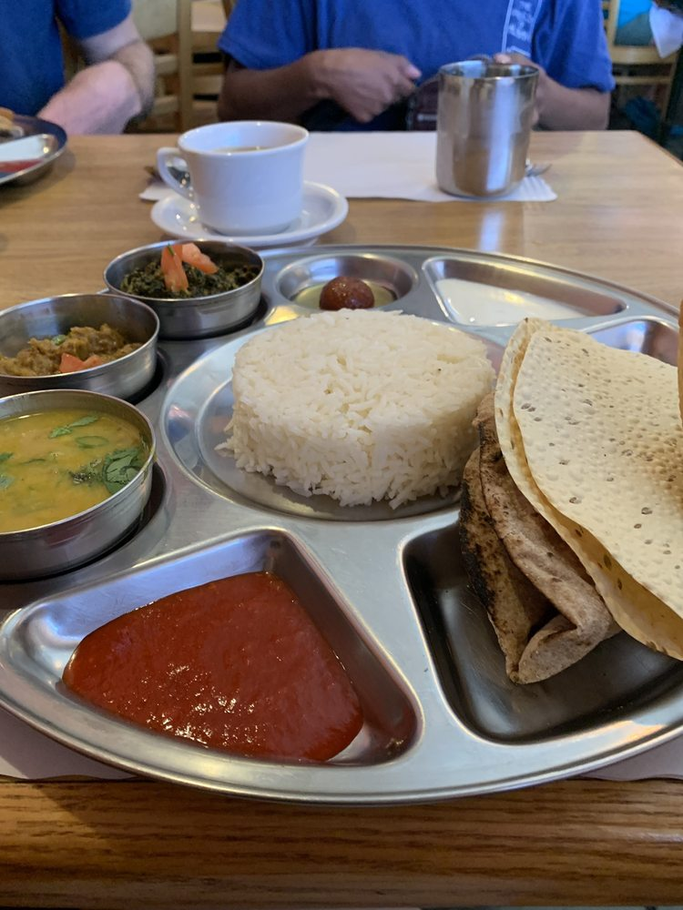 Nepal Restaurant: 6824 Hwy 82, Glenwood Springs, CO