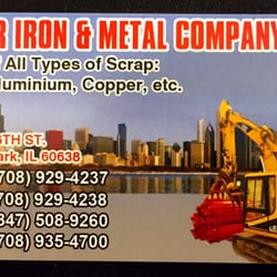 Almar iron metal company closed recycling center garfield photo of almar iron metal company chicago il united states their reheart Gallery