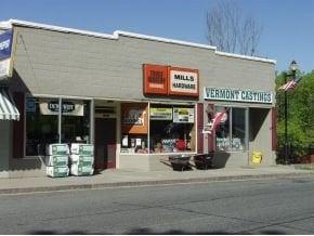 Mills Hardware: 185 S Main St, Bethel, VT