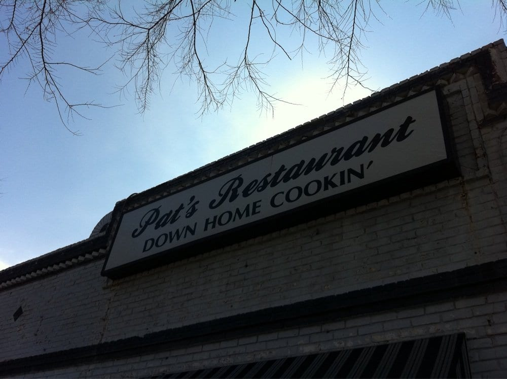 Pat's Restaurant: 205 Richland Ave W, Aiken, SC