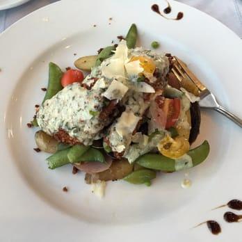 Photo Of Aqua Restaurant Guntersville Al United States Pecan Crusted En T