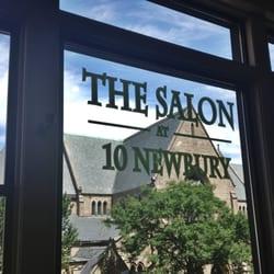 The salon at 10 newbury 14 photos 79 reviews hair for 10 newbury salon