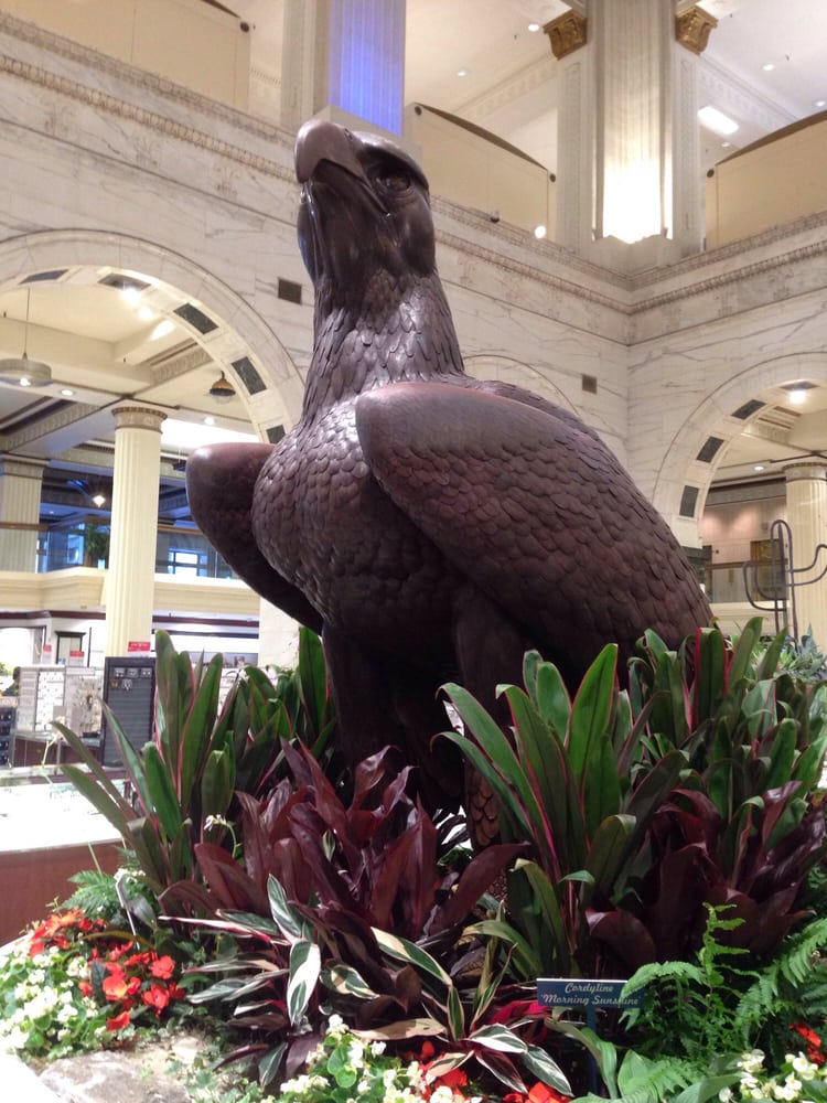 The Wanamaker Eagle